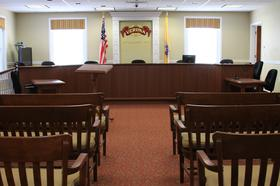 Verona's Courtroom