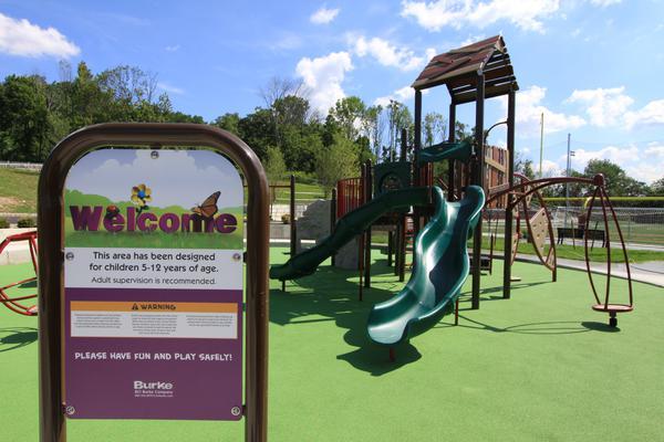 Playground in Verona